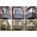 Примеры выполненых роботн балконов под ключ