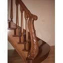 Лестницы из дерева от производителя в Кривом Роге