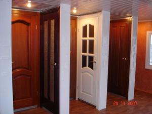 Двері міжкімнатні, салон-магазин — ДОК 7