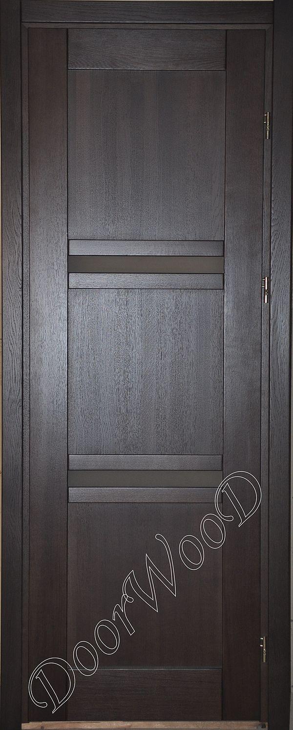 Двери двери из массива дуба