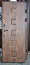 Двери входные с МДФ накладками — DreamБуд