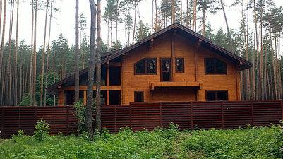 Компанія «Еверест» пропонує дерев'яні євровікна Rein Holz — Эверест