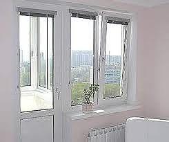 Балконный блок — Фабрика Окон