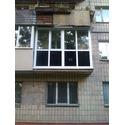 Балкон сплошной