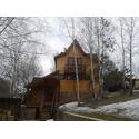 Остекление загородного дома, г. Киев