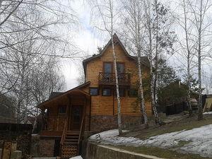 Остекление загородного дома, г. Киев — Геоком Рест
