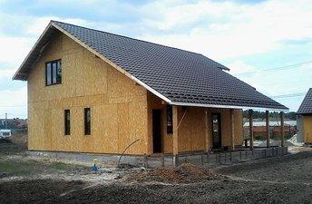 Остекление каркасного дома — Геоком Рест