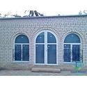 Арочные входные двери и окна от компании Good Master