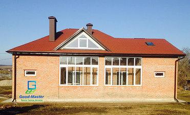 Окна не стандартные в коттеджи и загородные дома. — Good Master