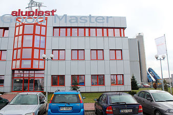 Производство профиля aluplast в Праге — Good Master