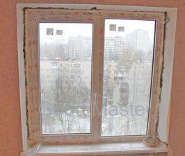 Окна aluplast Харьков в 9ти этажку от компании Good Master — Good Master