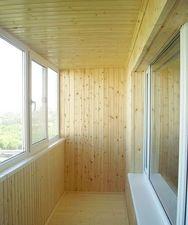 Осуществляем обшивку балкона внутреннюю, наружную, и утепляем балконы &quotпод ключ&quot — Good Master