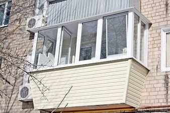 Обшиваем балконы под ключ, внутри и снаружи, расширяем жилую площадь квартиры — Good Master