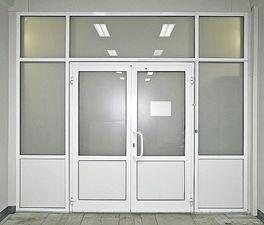 Изготавливаем металлопластиковые и алюминиевые входные двери — Good Master