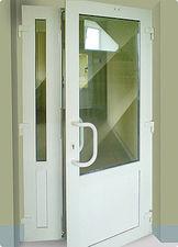 Двери ПВХ входные от компании Good Master — Good Master