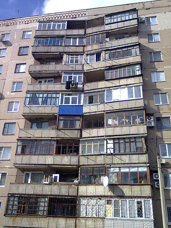 КОХАН ЧП. Объект компании. французкий балкон в цвете дуб золотой ИЗ