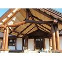 Металлопластиковые окна в деревянных домах