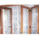 Нестандартные металлопластиковые двери в квартиру