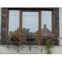 Индивидуальный декор окон от ТМ `Вікна КОРСА`