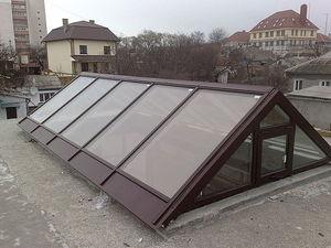 Светопрозрачная крыша — Костюшко