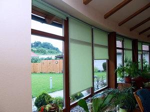 Рулонные шторы — К-Систем