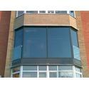 Балкон из алюминиевого профиля