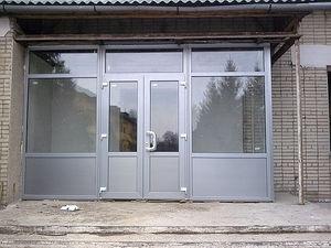Двері металопластикові — Любі Вікна