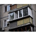 Альбом: Вынос балконов и лоджий