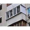 Альбом: Остекление балконов и лоджий