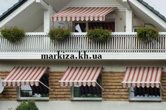 Маркиза Харьков балкон окно — Маркиза Харьков