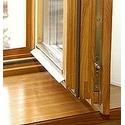 Деревянные окна из 3х слойного клееного бруса