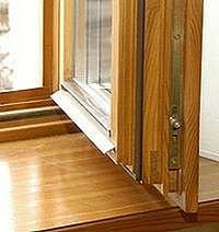 """Деревянные окна из 3х слойного клееного бруса — ГСК """"МастерОК"""""""