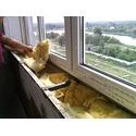 Металлопластиковые и деревянные окна