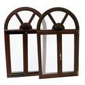Окна `под старину`