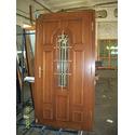 Альбом: Теплая входная деревянная дверь