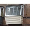 остекление балкона `под ключ`