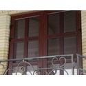 металлопластиковые окна, ламинированные металлопластиковые окна