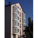 изготовление и монтаж металлопластиковых окон в жилом доме на ул. Каневской в г. Днепропетровск