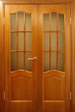 Дверь шпонированая `модель 3` — НОВАТОР