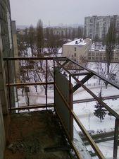 Вынос балкона по периметру — ОАЗИС ОКОН
