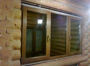 Окно в бане — Окна Сеть