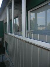 Реставрация балкона — Окна Сеть