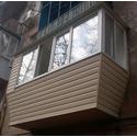 Балконы под ключ в Запорожье