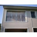 Металлопластиковые балконные раздвижки SUNLINE