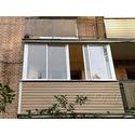 остекление балкона, раздвижные системы