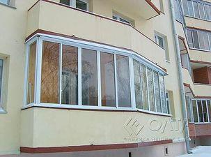 остекление балкона — Олта