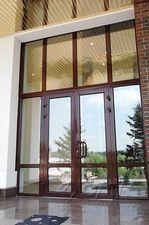двери алюминиевые — Олта