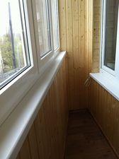 Ремонт балкона — Откос-АТМР