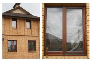 «По окнам не скажешь, что стройка не закончена…» — Открытые окна