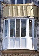Французский балкон — Пелипас